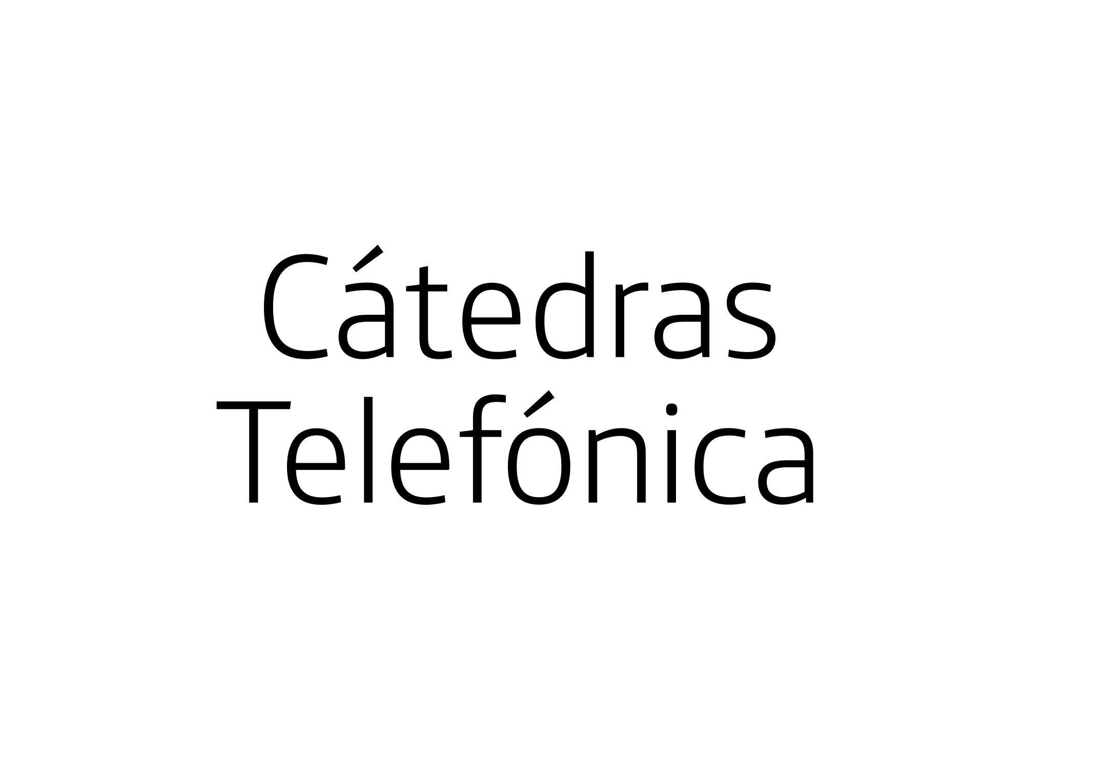 RED DE CÁTEDRAS TELEFÓNICA