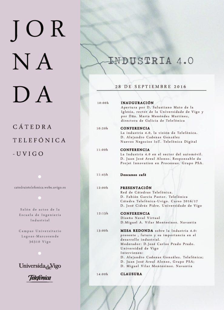 JORNADA INDUSTRIA 4.0